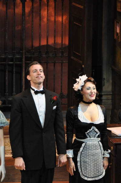 Photo Coverage: Inside SOMETHING'S AFOOT's Opening Curtain Call