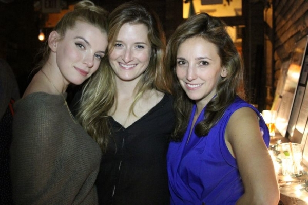 Betty Gilpin, Grace Gummer and Adrienne Campbell-Holt