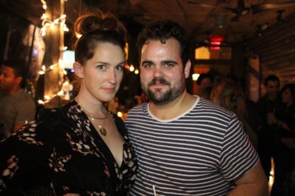 Erin Felgar and Gred Hildreth