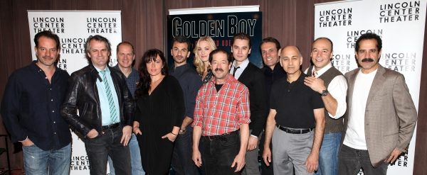 FREEZE FRAME: Meet The Company of GOLDEN BOY!