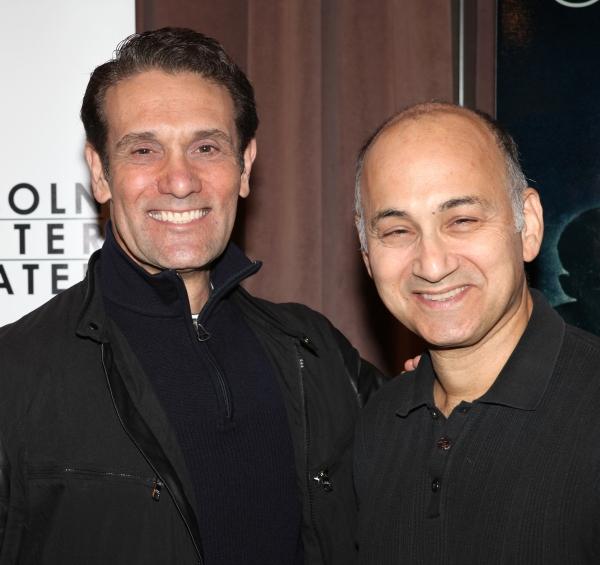 Anthony Crivello & Ned Eisenberg