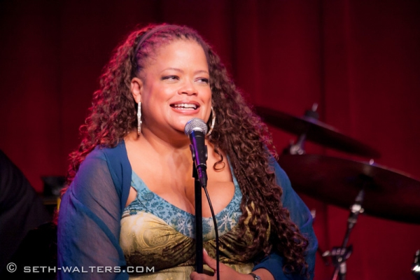 Natalie Douglas at Natalie Douglas Plays Broadway at Birdland