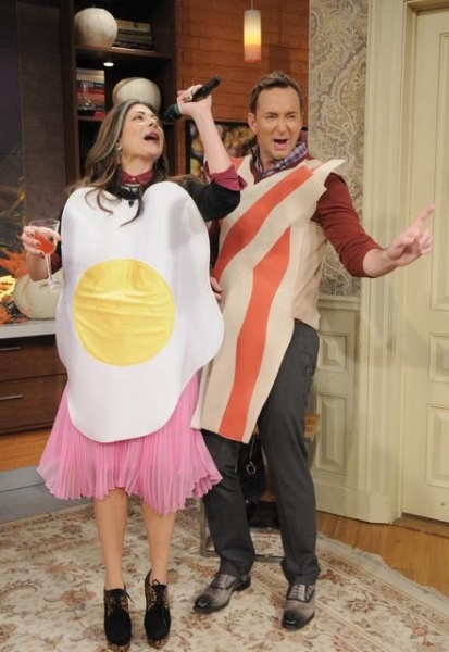 STACY LONDON, CLINTON KELLY