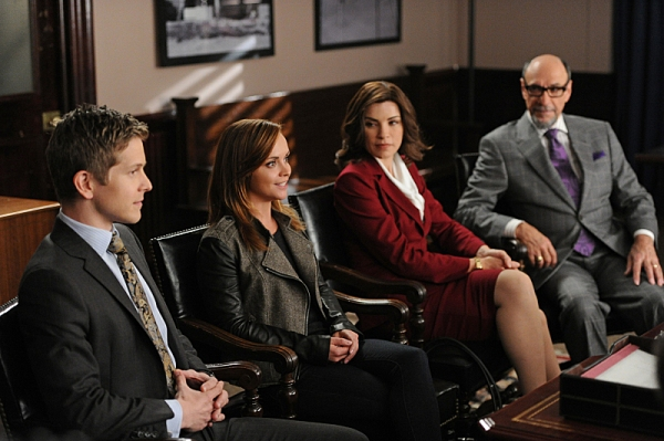 Photo Flash: First Look at THE GOOD WIFE's 'Anatomy of a Bad Joke,' Airs 10/25