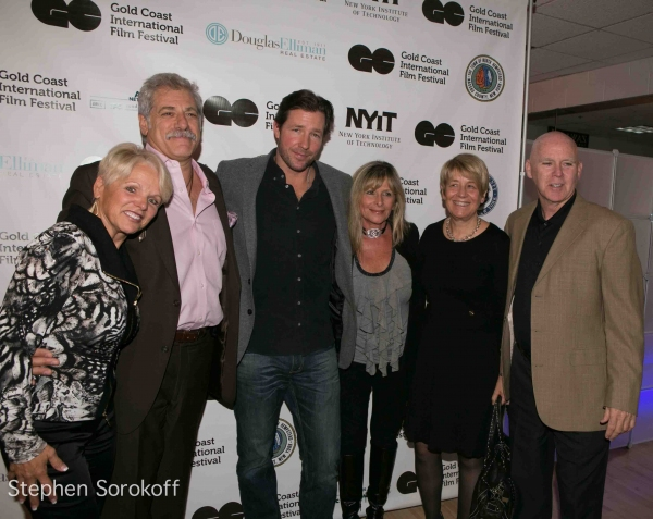 Photo Coverage: Edward Burns Honored at Gold Coast International Film Festival