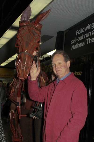 Photo Flash: London's WAR HORSE Celebrates 5th Anniversary!