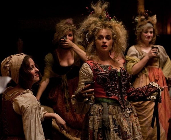 Photo Flash: Helena Bonham Carter as 'Madame Thenardier' in LES MISERABLES