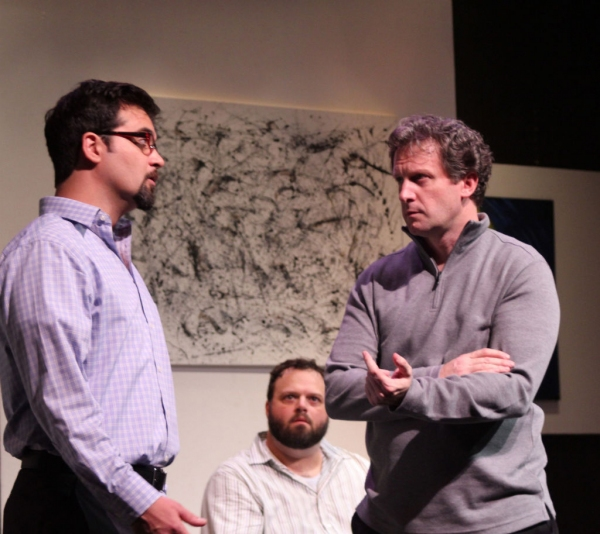 Photo Flash: First Look at Brit Whittle, Scott Greer and More in ART