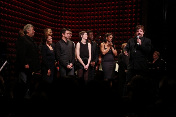 Photo Flash: Behind the Scenes of PERFECTLY MARVELOUS with Anne Hathaway, Eddie Redmayne, Audra McDonald, and More!