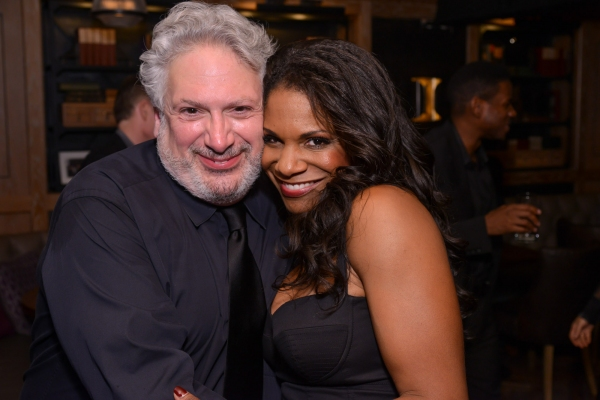 Harvey Fierstein and Audra McDonald at Behind the Scenes of PERFECTLY MARVELOUS with Anne Hathaway, Eddie Redmayne, Audra McDonald, and More!