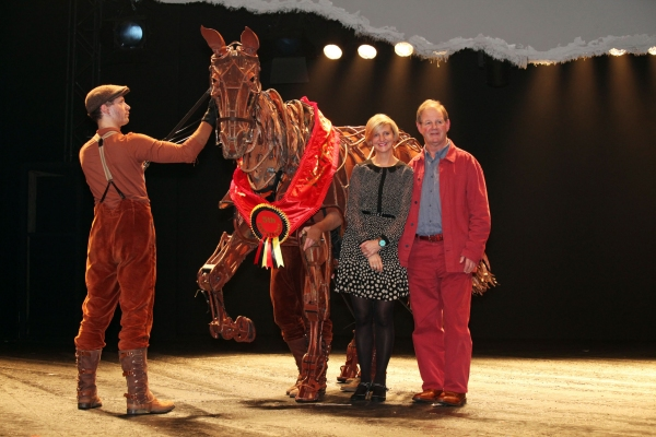 Photo Flash: WAR HORSE Celebrates 5 Years in London!