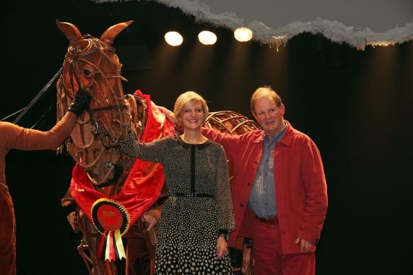 Photo Flash: WAR HORSE Celebrates 5 Years in London!