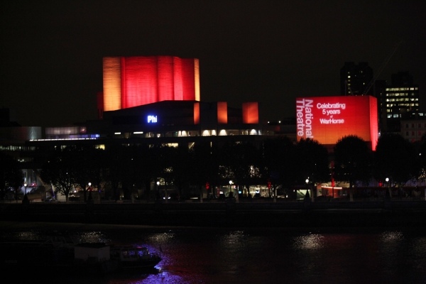 National Theatre at WAR HORSE Celebrates 5 Years in London!