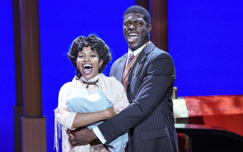 BWW Reviews: Zach Theatre Rides the Wheels of a Dream with RAGTIME