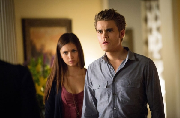 Nina Dobrev, Paul Wesley Photo
