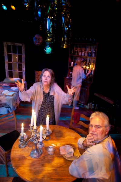 Photo Flash: First Look at Mad Cow Theatre's THE ROAD TO MECCA