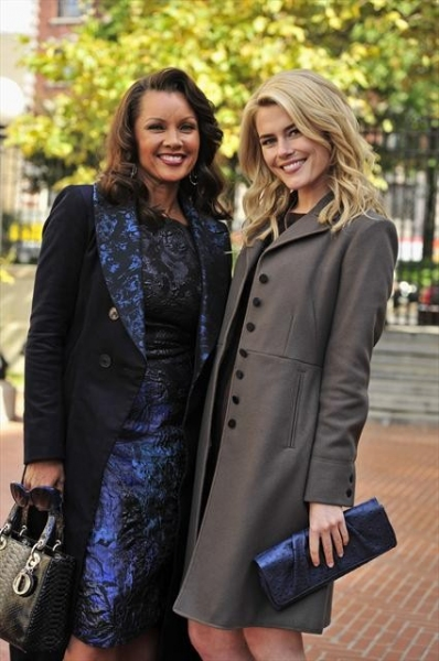 VANESSA WILLIAMS, RACHAEL TAYLOR