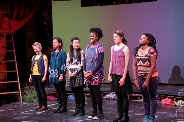 Emily S. Grosland, Sade Namei, Olivia Oguma, Ashley Bryant, Molly Carden, Joaquina Kalukango