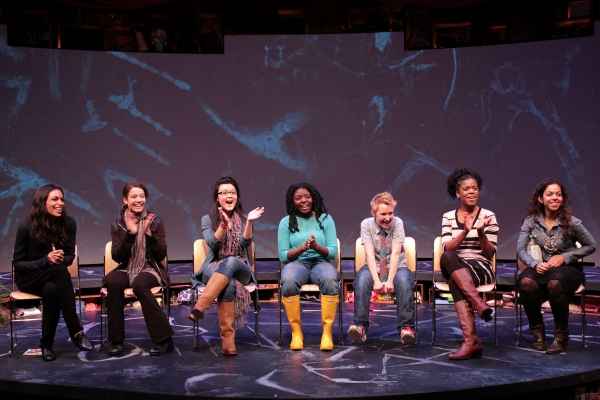 Rosario Dawson, Molly Carden, Olivia Oguma, Joaquina Kalukango, Emily S. Grosland, Ashley Bryant, Sade Namei