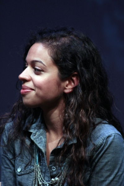 Photo Coverage: Rosario Dawson Hosts Talkback at EMOTIONAL CREATURE