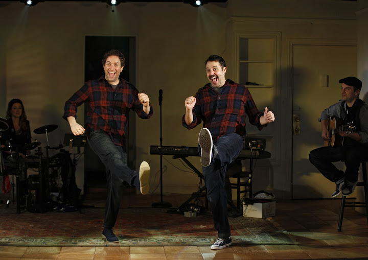 BWW Reviews: Root for the Good Guy at THE OTHER JOSH COHEN