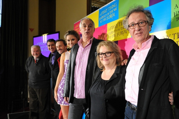 Photo Flash: First Look at Media Launch and More in Australia's FORUM