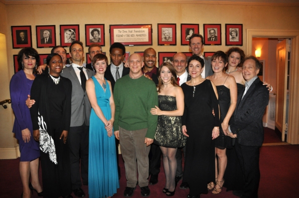 Beth Leavel, Lumiri Tubo, Bill Daugherty, Noah Racey, Marc Kudisch, Carole J. Bufford, Kendrick Jones, Eddie Korbich, Darius de Haas, Christina Bianco, Stephen DeRosa, Jeffry Denman, Christine Andreas, Lari White, Kerry O'Malley and Scott Siegel