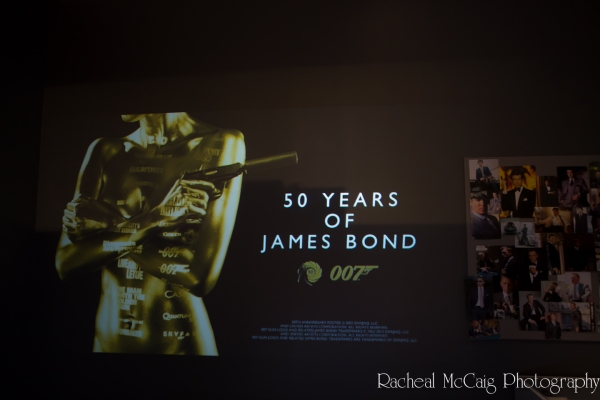 Photo Coverage: Bond's 50th Anniversary at the TIFF Lightbox