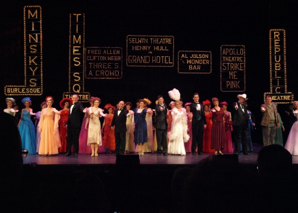 Photo Coverage: Musical Theatre West's 42ND STREET Opening Night Curtain Call & Party