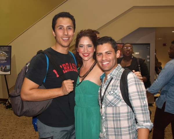 Daniel Smith, Deborah Fauerbach, and Steven Rada