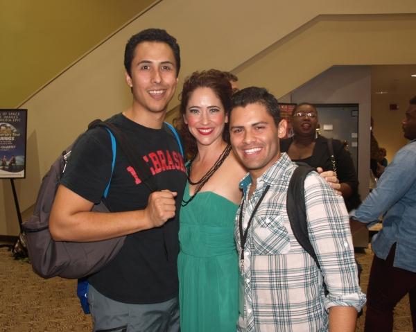 Daniel Smith, Deborah Fauerbach, and Steven Rada