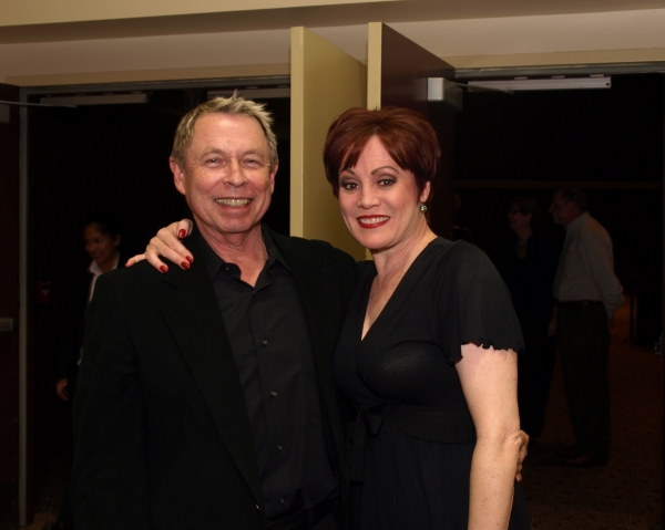 Director/Choreographer Jon Engstrom and Tracy Lore