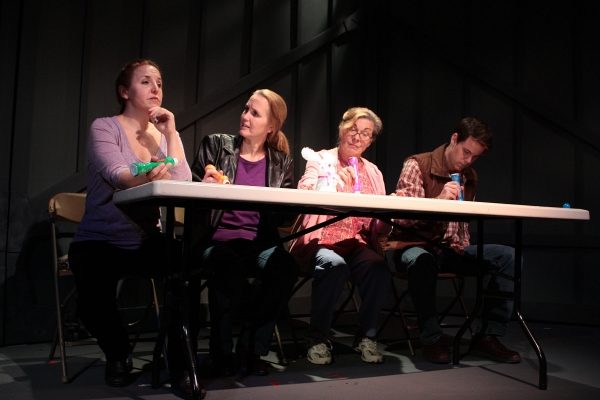Photo Flash: First Look at Hampton Theatre's GOOD PEOPLE