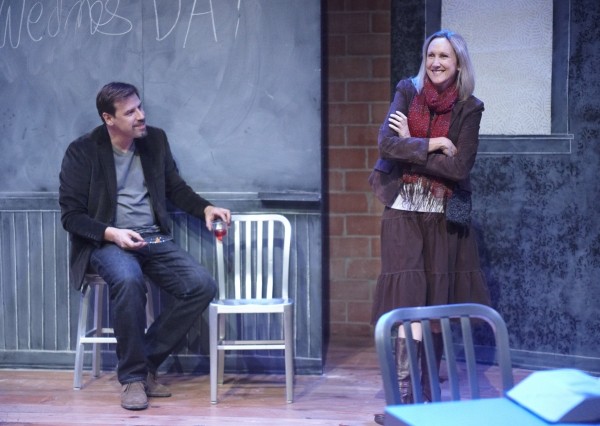 BWW Reviews: BODY AWARENESS - A Stirring and Beautiful Portrait of Intimately Intense Humanity