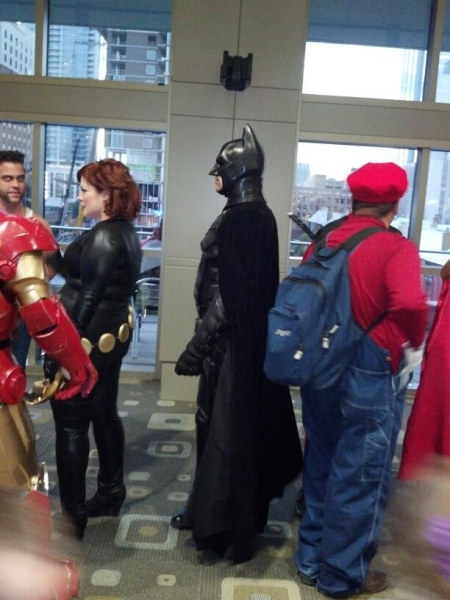 Photo Flash: The Fans of Austin Comic Con 2012