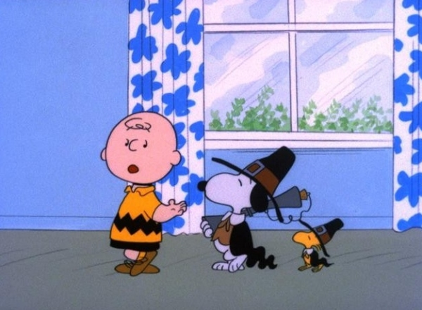 Photo Flash: ABC's A CHARLIE BROWN THANKSGIVING Airs Today