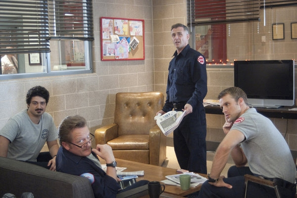 Photo Flash: CHICAGO FIRE's 'Hanging On,' Airs 11/7