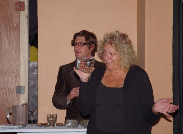 "Martin Colbert as ""Patrick"" and Maureen Rogers as ""Vera"" Photo"
