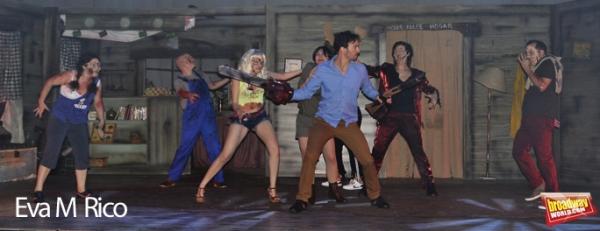 PHOTO FLASH: Por fin... 'Evil Dead El Musical' en Kinépolis