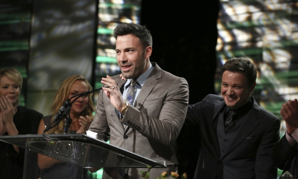 Photo Flash: Ben Affleck, Anna Kendrick and More Attend the 28th Annual Artios Awards