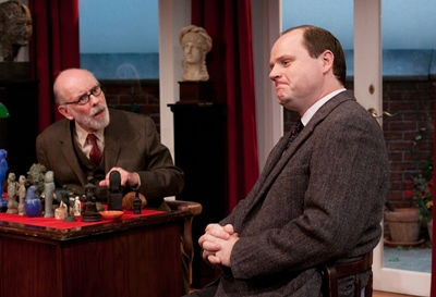 Photo Flash: First Look at David Howey, Todd Scofield and More in Arden Theatre's FREUD'S LAST SESSION