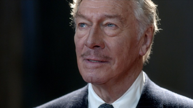 BARRYMORE, Starring Christopher Plummer, Hits Theaters November 15