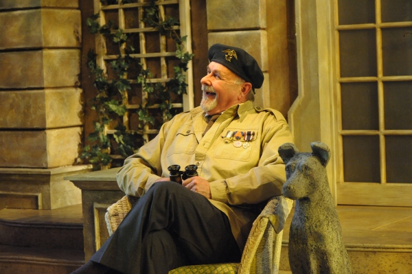 Photo Flash: First Look at Everyman Theatre's HEROES