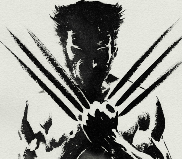 Photo Flash: Hugh Jackman in WOLVERINE Poster Art