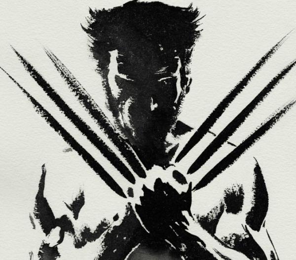 Photo Flash: Hugh Jackman in WOLVERINE Poster Art