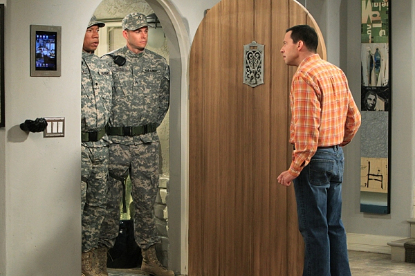 Jon Cryer at First Look - Miley Cyrus Guest Stars on TWO AND A HALF MEN