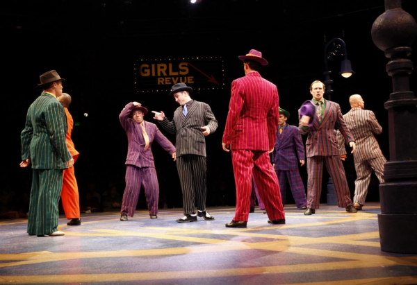 Photo Flash: First Look at Kelly McCormick, Mylinda Hull and More in NSMT's GUYS AND DOLLS