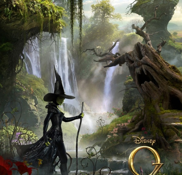 Photo Flash: New Art Work for OZ THE GREAT AND POWERFUL