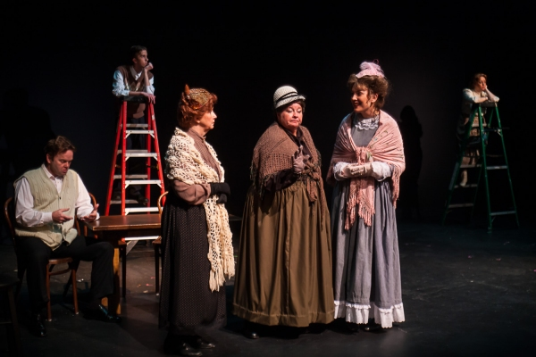 Photo Flash: First Look at Waukesha Civic Theatre's OUR TOWN