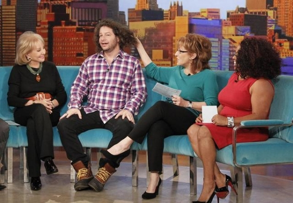 WHOOPI GOLDBERG, BARBARA WALTERS, JEFFREY ROSS, JOY BEHAR, SHERRI SHEPHERD